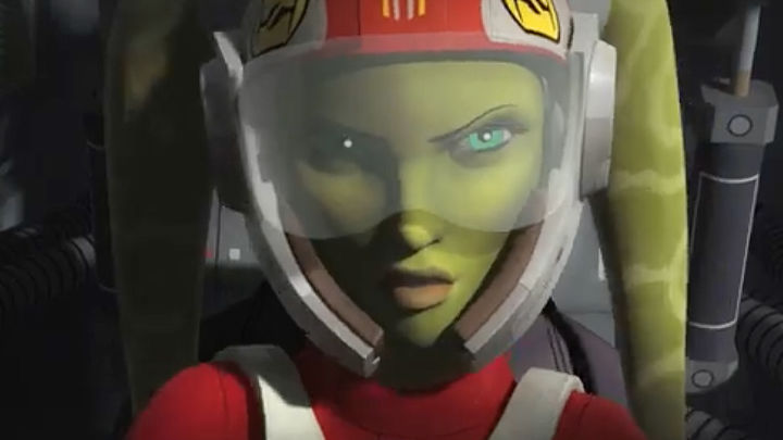 Star Wars Rebels Season 4 Disney XD