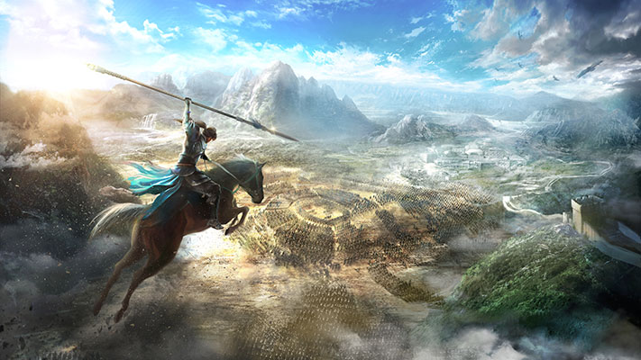 Dynastie Warriors 9