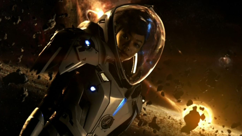 Star Trek: Discovery - Netflix