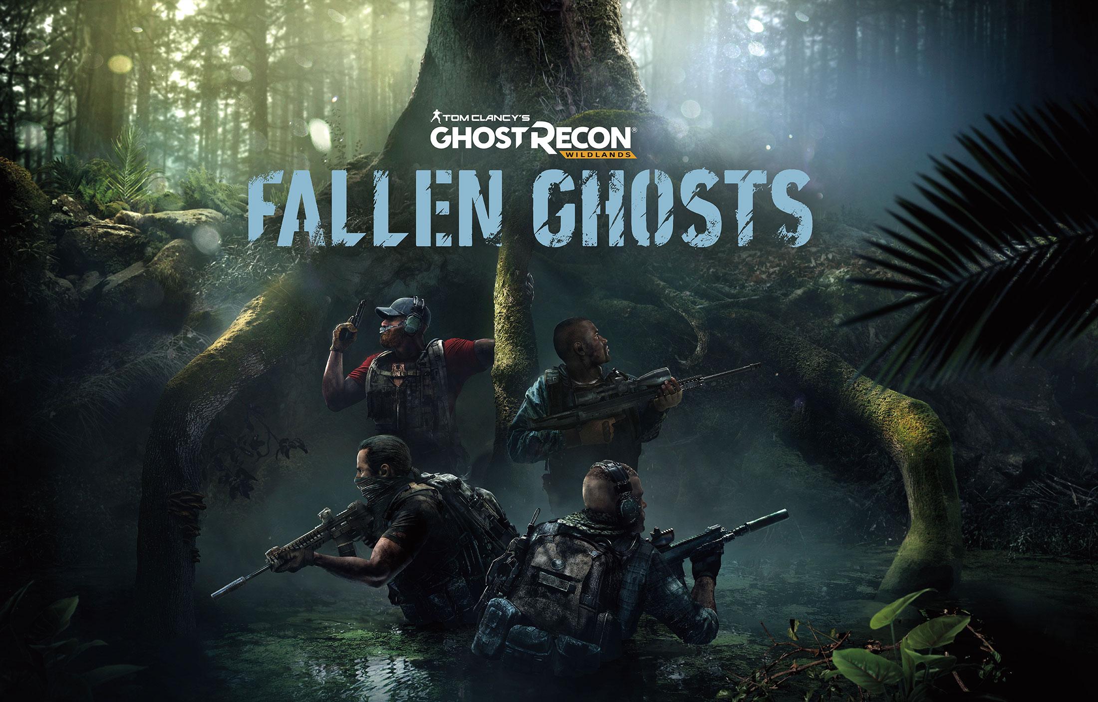 Ghost Recon Wildlands : Fallen Ghosts, le second DLC bientôt disponible