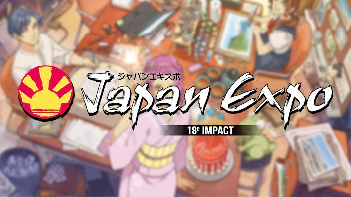 Japan Expo 18e Impact-2017