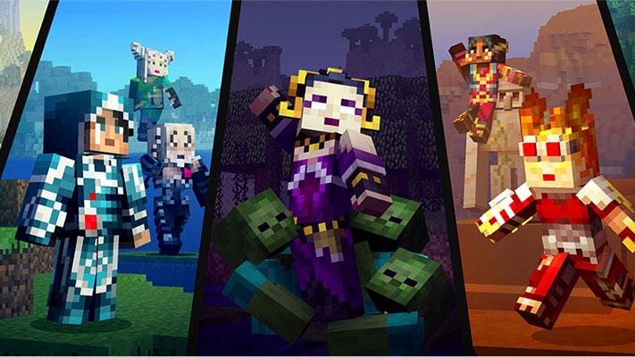 Minecraft - Magic: The Gathering