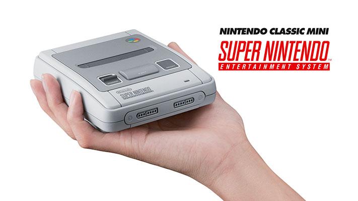 Classic Mini Super Nintendo