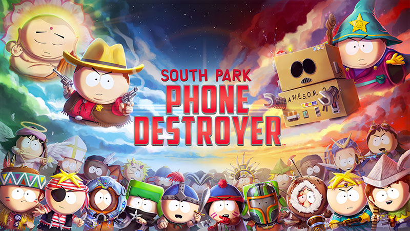 South Park : Phone Destroyer