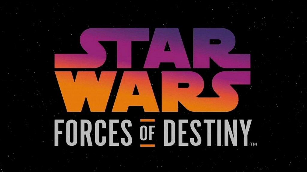 Star Wars : Forces of Destiny