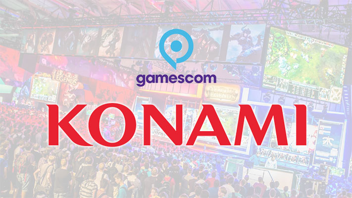 Konami - Gamescom