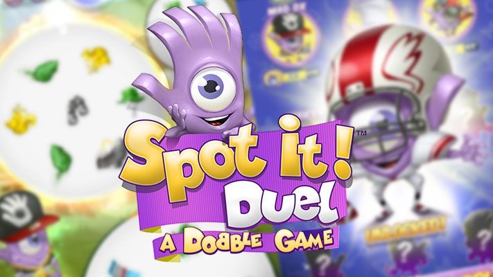 Spot It! Duel - A Dobble Game
