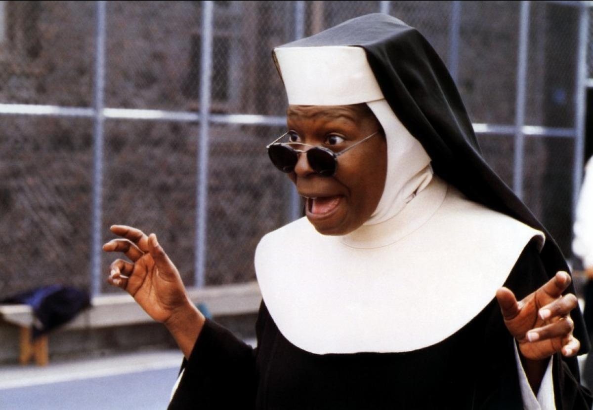 Whoopi Goldberg Sister Act