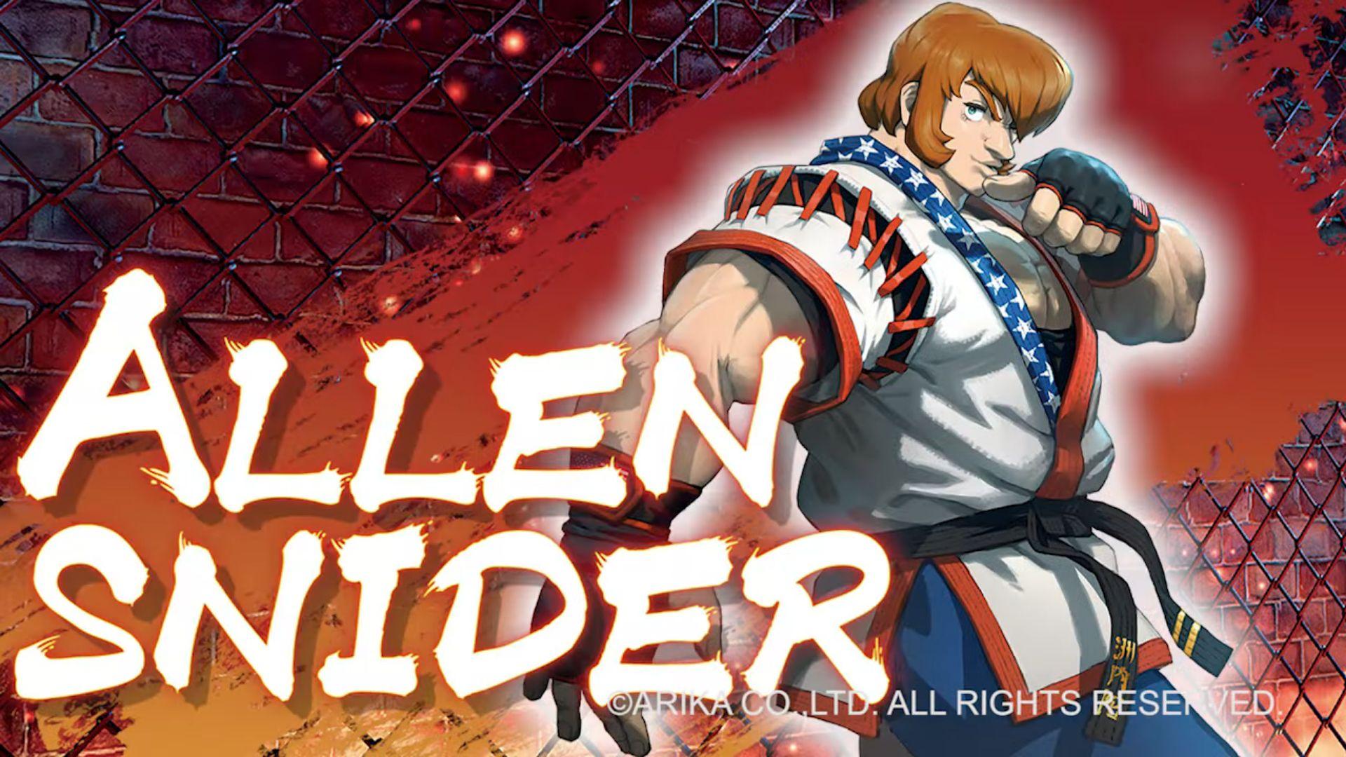 Allen Snider Arika