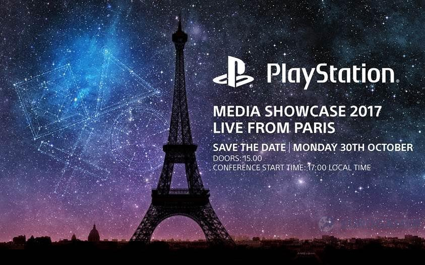 Paris Games Week - Media Showcase 2017 Live from Paris
