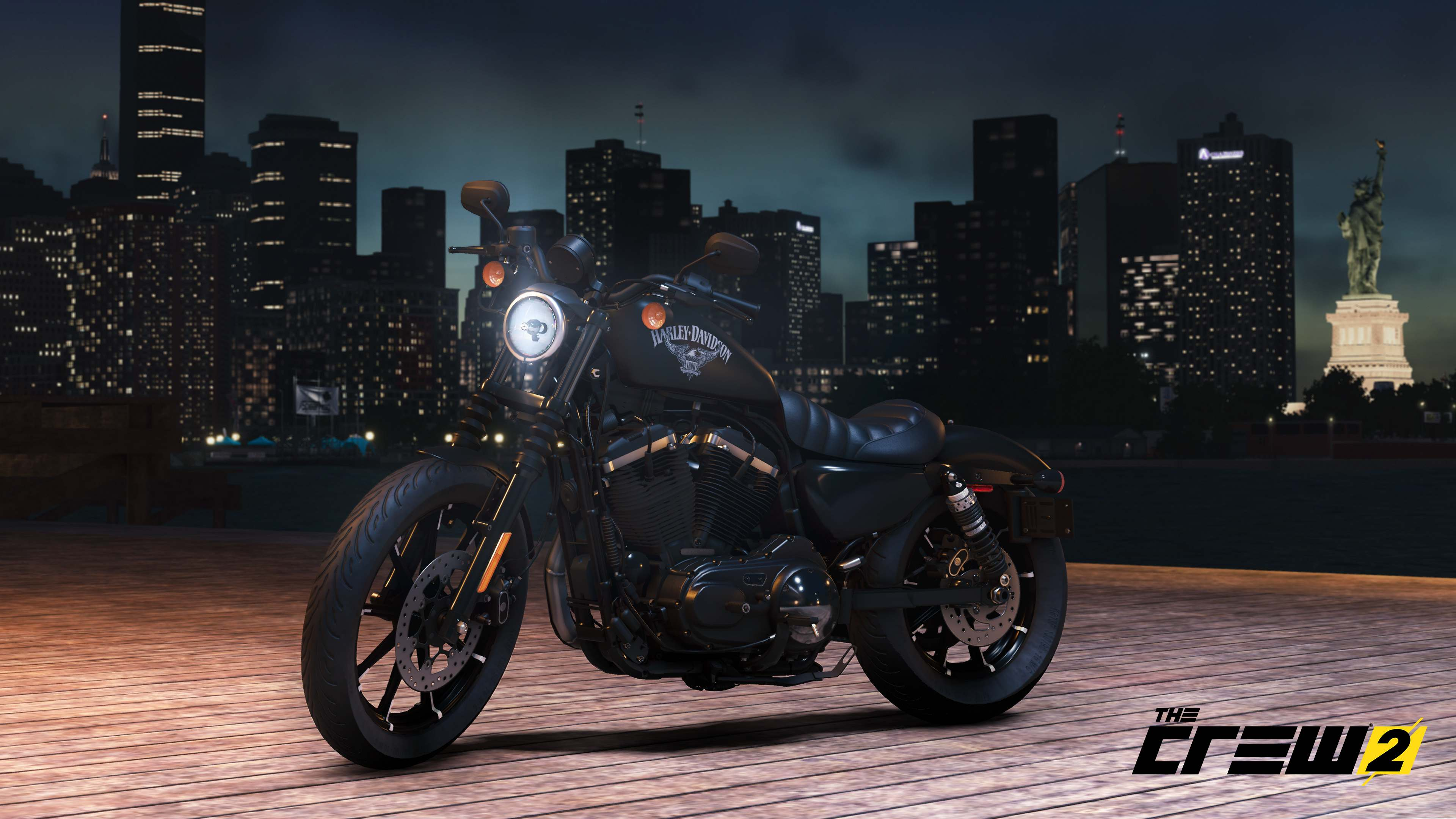 The Crew 2 Harley-Davidson