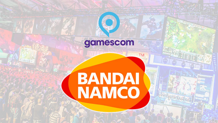 Gamescom - Bandai Namco