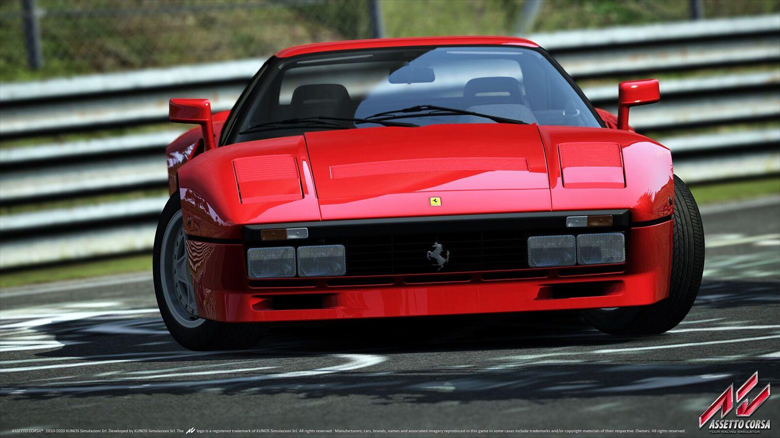 Assetto Corsa DLC Ferrari