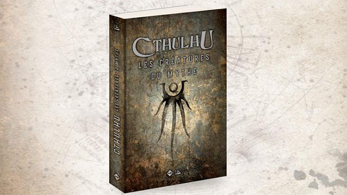 CTHULHU, les créatures du Mythe par Sandy Petersen