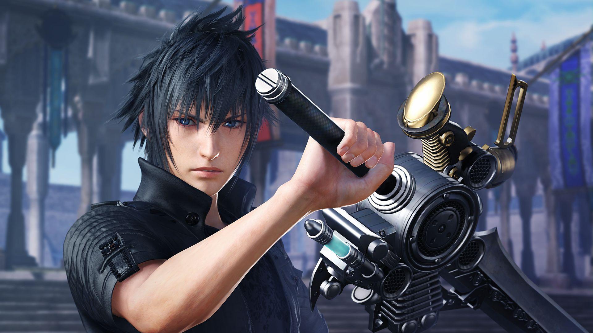 Dissidia Final Fantasy NT Noctis