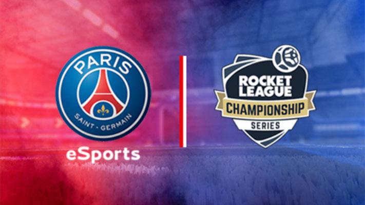 PSG eSports - Rocket League Championship Series