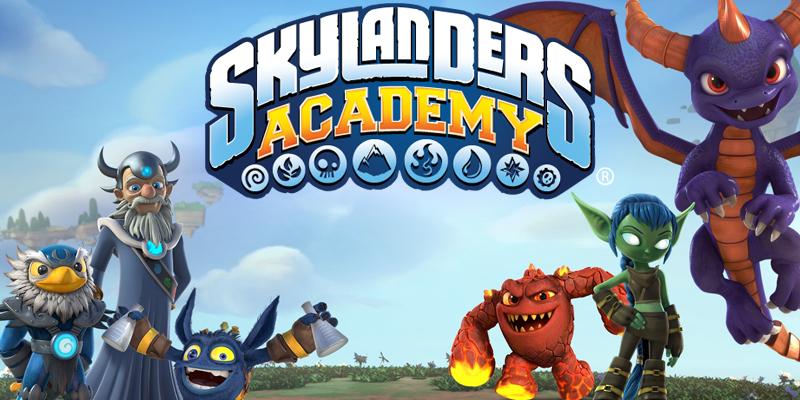 Skylanders Academy Saison 2