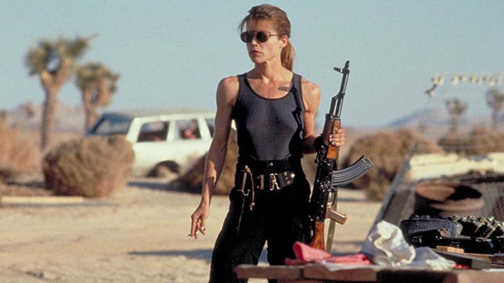 Terminator - Linda Hamilton