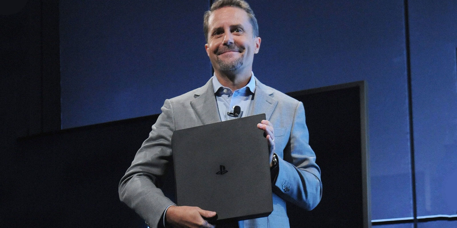 Andrew House PlayStation Sony Interactive Entertainment
