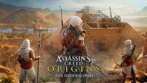 Assassin's Creed Origins - DLC 01