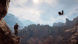 Assassin's Creed Origins - DLC 02 Castlefromarock