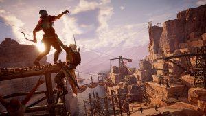 Assassin's Creed Origins - DLC 02Grab Soldier From Below