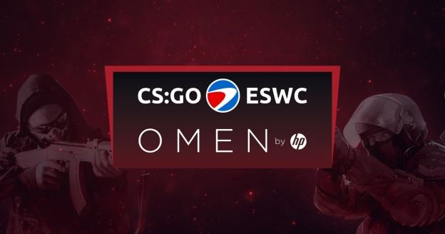 ESWC CS-GO OMEN by HP à la Paris Games Week 2017