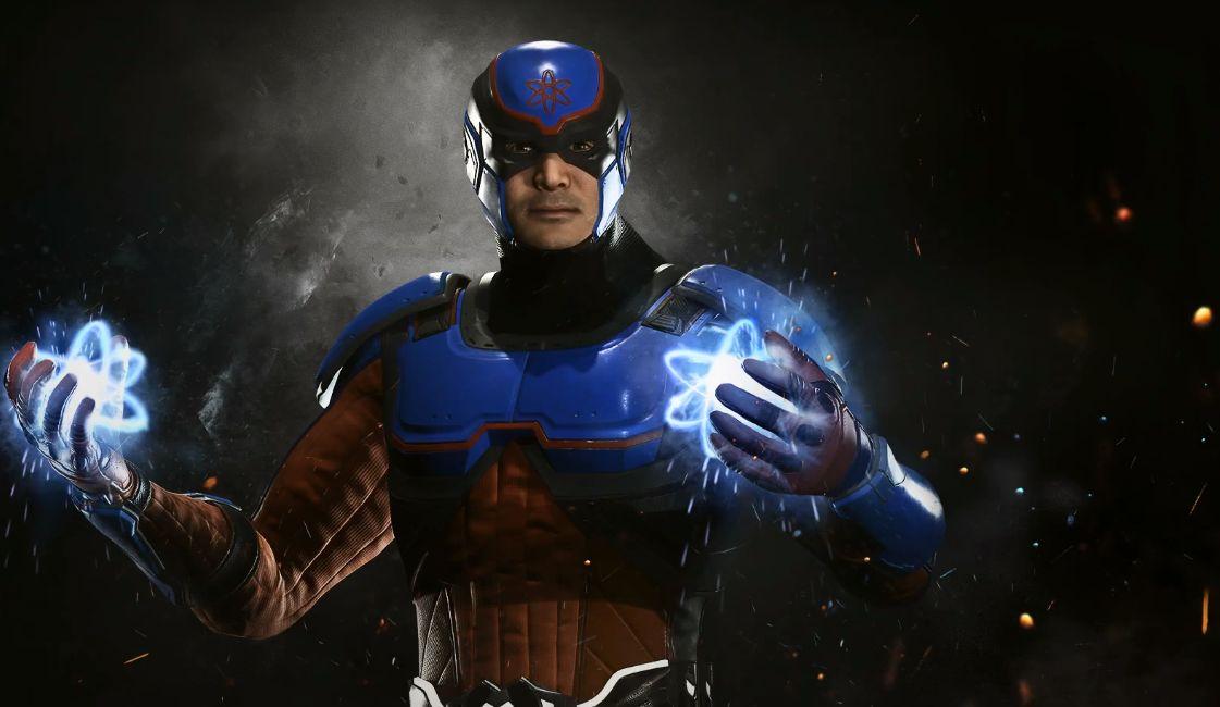 Injustice 2 Atom