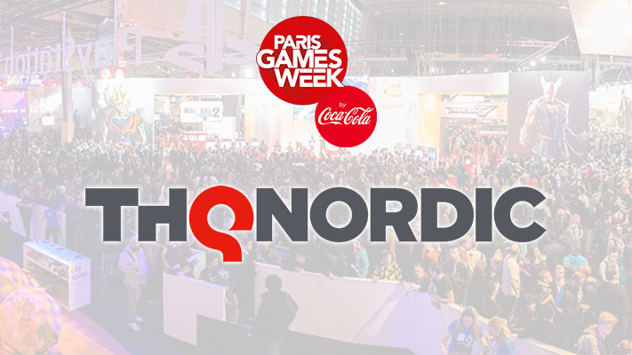Paris Games Week - THQ Nordic