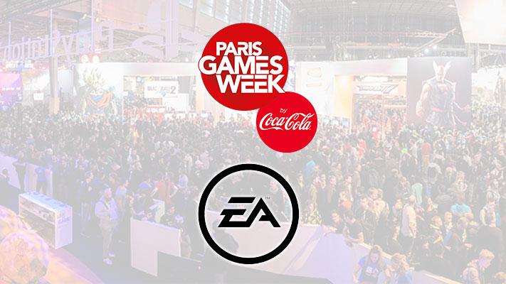 Paris Games Week - EA
