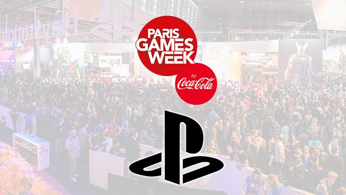 Paris Games Week - PlayStation