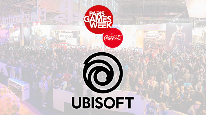 Paris Games Week - Ubisoft
