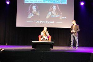 Paris Manga & Sci Fi Show 24 - Catch - Lita (Amy Dumas)
