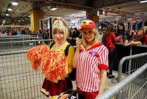 Paris Manga & Sci Fi Show 24 - Cosplay - Buffy contre les vampires