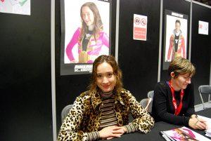 Paris Manga & Sci Fi Show 24 - Power Rangers Megaforce - Christina Masterson