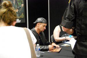 Paris Manga & Sci Fi Show 24 - Stargate - Colin Cunningham