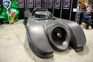 Paris Manga & Sci Fi Show 24 - Voitures - Batmobile 2