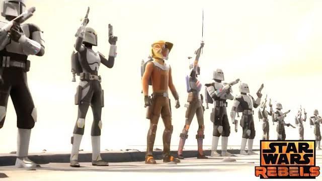 Star Wars Rebels Saison 4