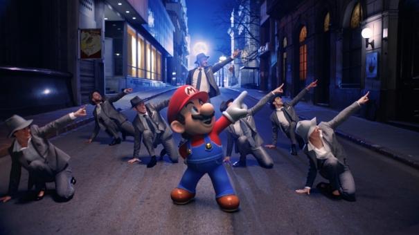 Super Mario Odyssey Jump Up, Super Star!