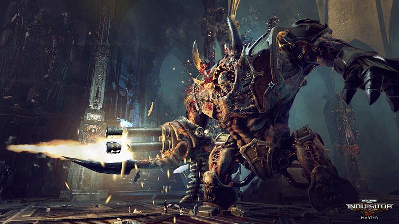 Warhammer 40,000 : Inquisitor – Martyr