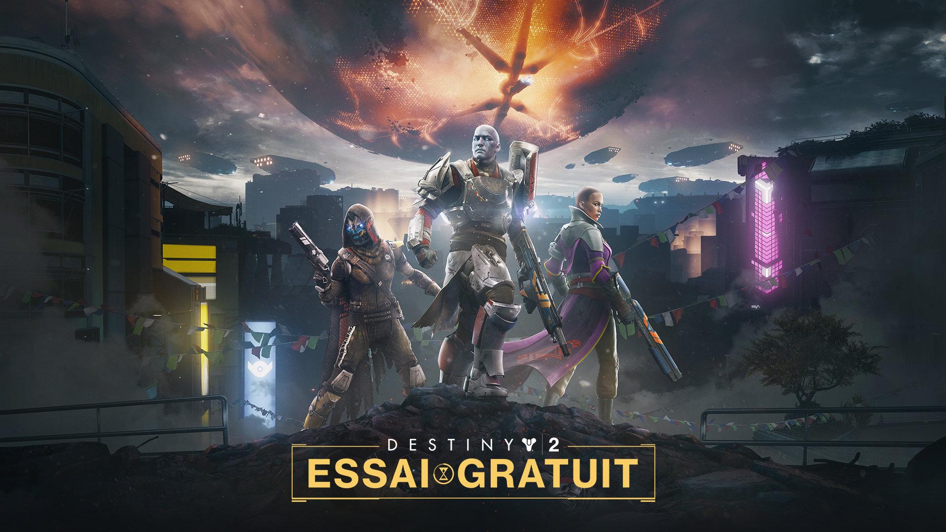 Destiny 2 Demo