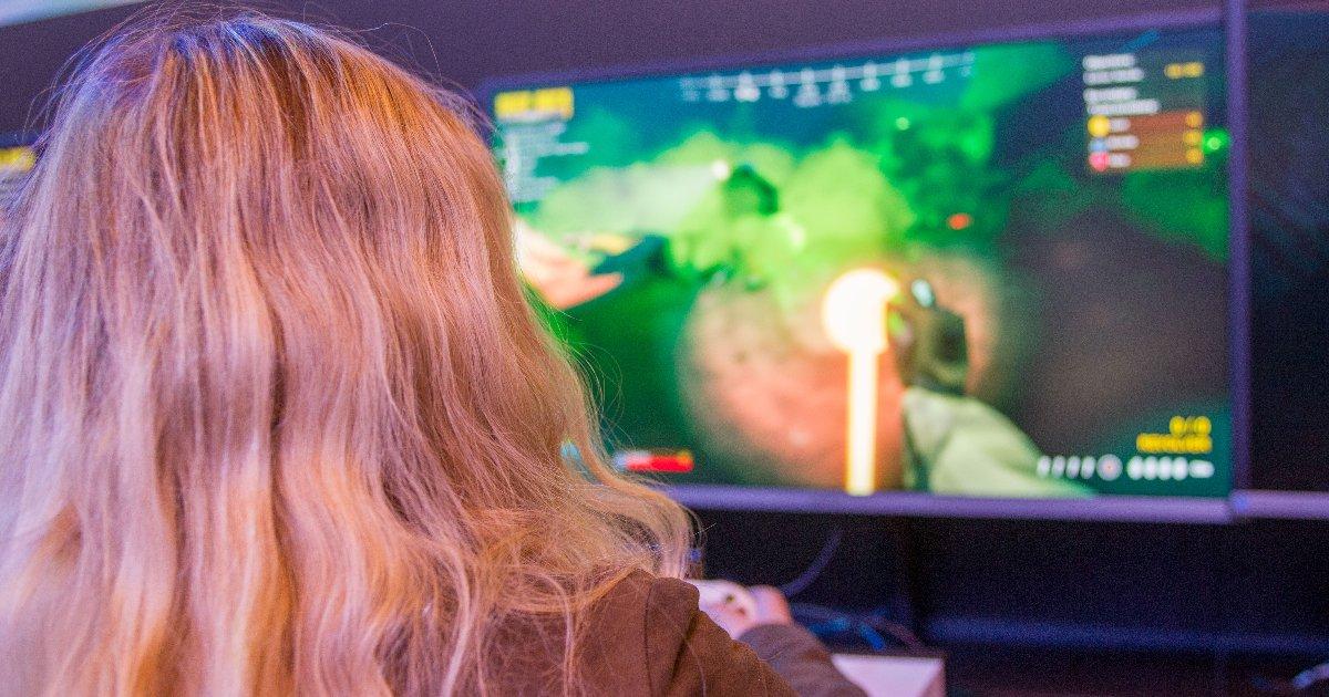 Les femmes dans l'industrie du jeu vidéo 1-3