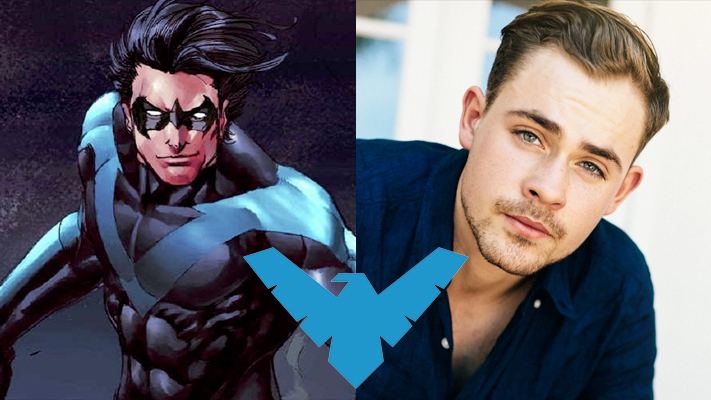 Nightwing - Dacre Montgomery