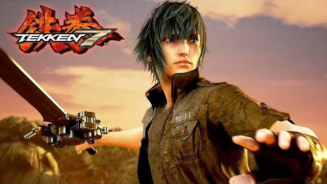 Tekken 7 : Final Fantasy XV Noctis