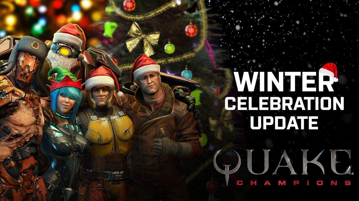 Quake Champions Winter