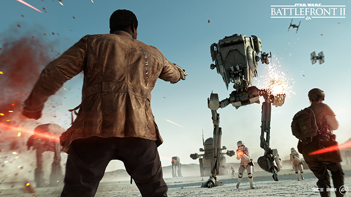 Star Wars Battlefront II - Les Derniers Jedi