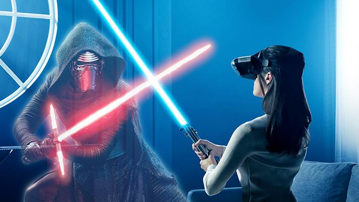 Star Wars : Jedi Challenge