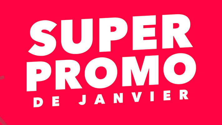 Super Promo de Janvier PlayStation Store