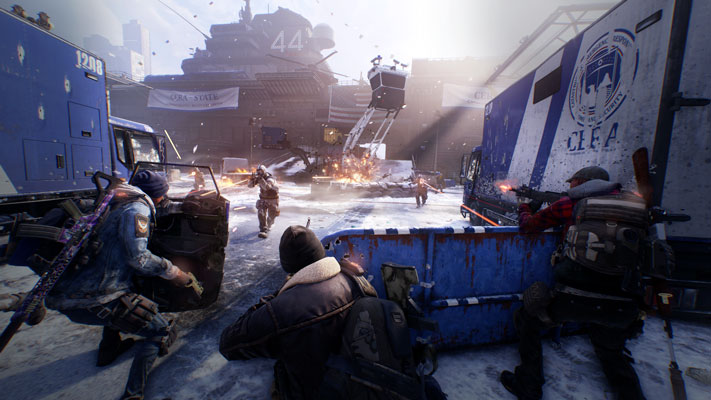 Tom Clancy's The Division Resistance