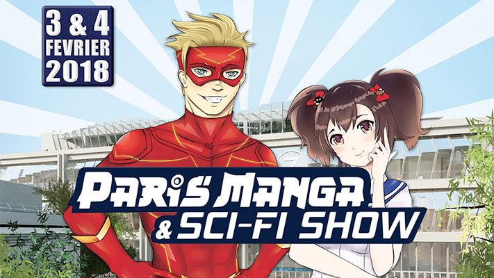 Paris Manga & Sci-Fi Show 25